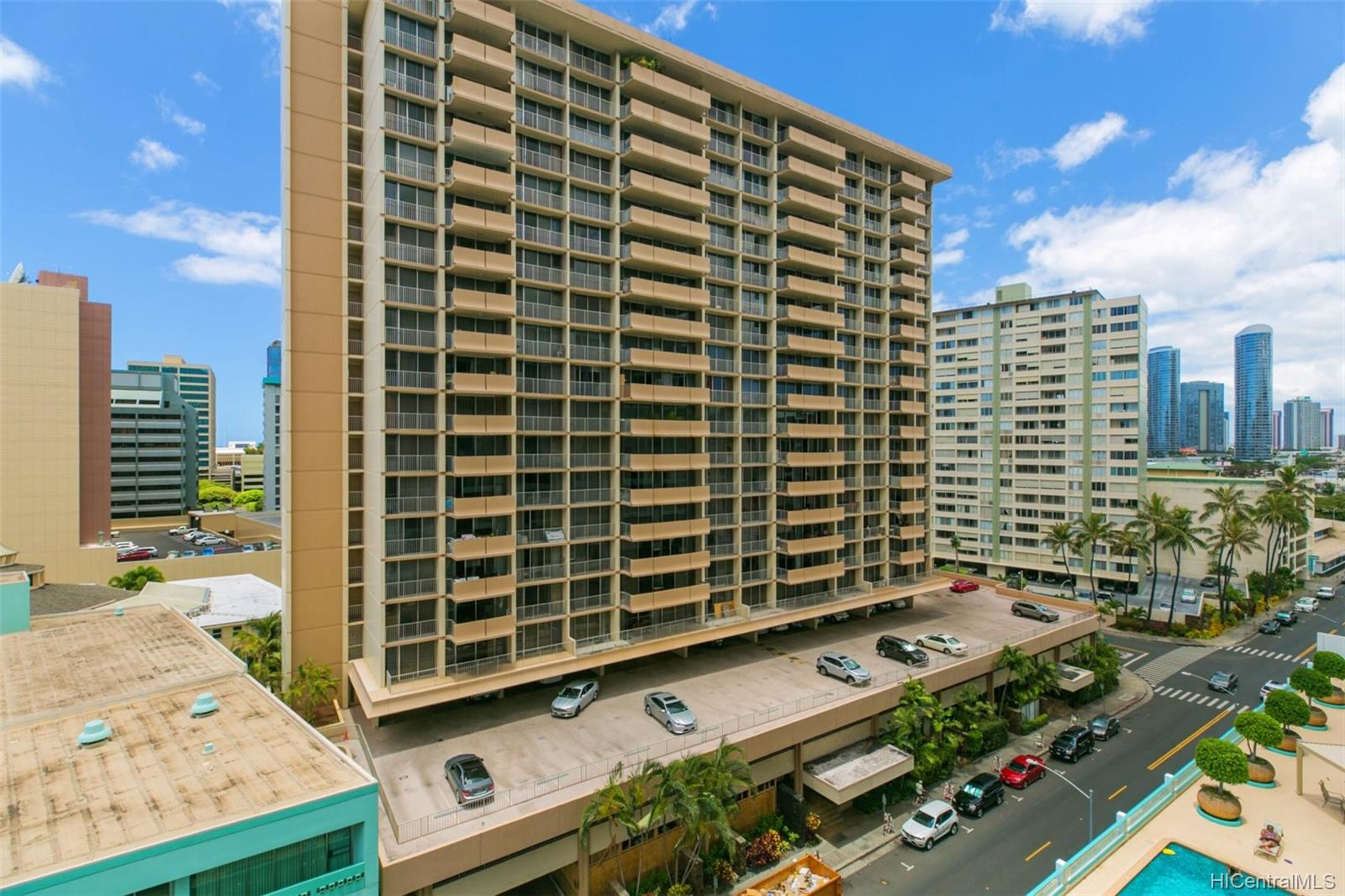 Kapiolani Terrace condo #1005, Honolulu, Hawaii - photo 0 of 11