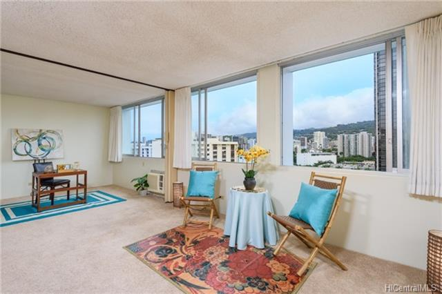 Kapiolani Terrace condo #1218, Honolulu, Hawaii - photo 1 of 21