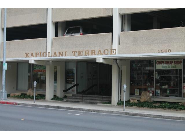 Kapiolani Terrace condo # 1307, Honolulu, Hawaii - photo 1 of 4
