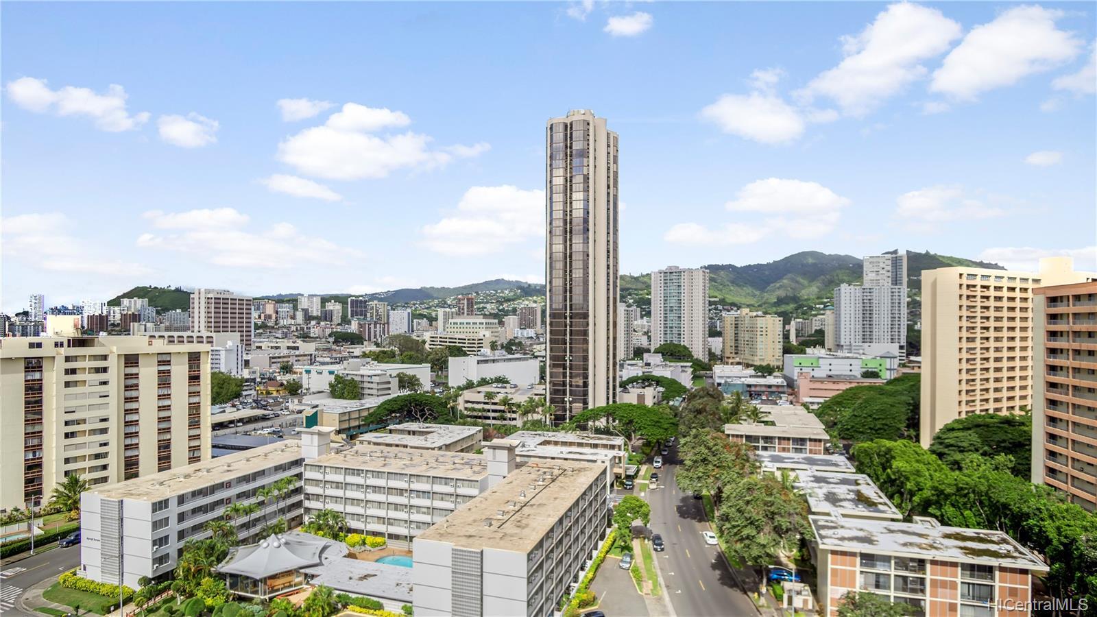 Kapiolani Terrace condo # 1504, Honolulu, Hawaii - photo 18 of 20
