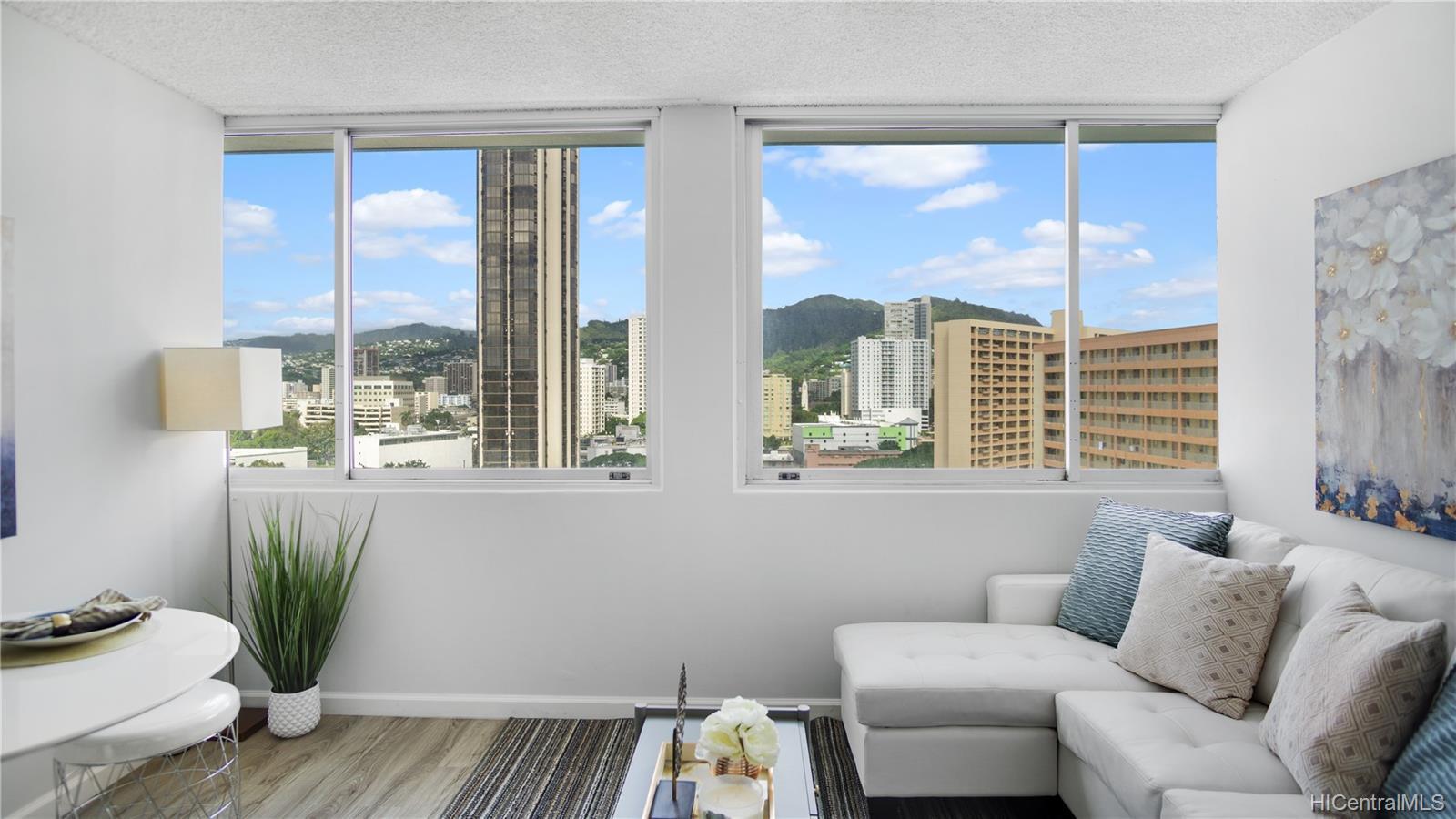 Kapiolani Terrace condo # 1504, Honolulu, Hawaii - photo 6 of 20