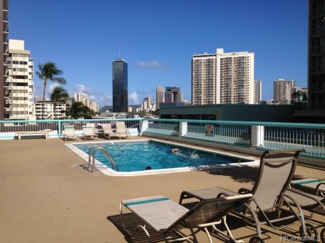 Kapiolani Terrace condo #505, Honolulu, Hawaii - photo 1 of 21