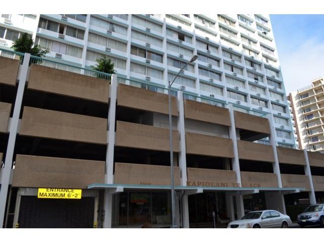 Kapiolani Terrace condo #610, Honolulu, Hawaii - photo 1 of 8