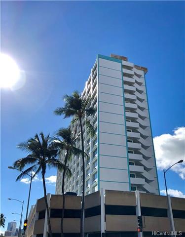 Kapiolani Terrace condo #807, Honolulu, Hawaii - photo 1 of 10