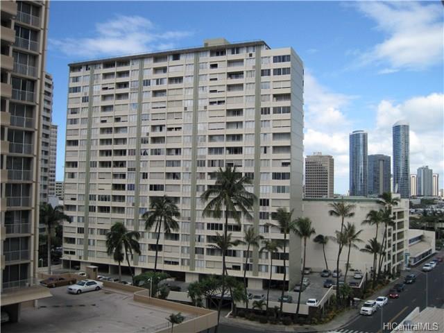 Kapiolani Terrace condo # 812, Honolulu, Hawaii - photo 11 of 25