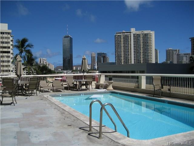 Kapiolani Terrace condo # 812, Honolulu, Hawaii - photo 20 of 25