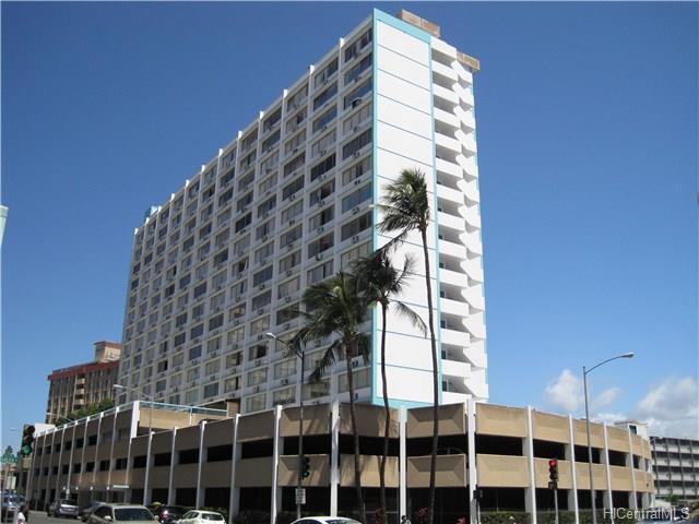 Kapiolani Terrace condo # 812, Honolulu, Hawaii - photo 25 of 25