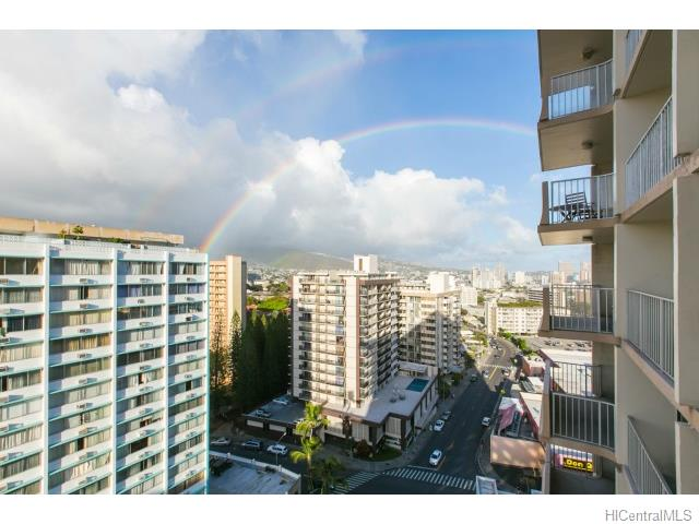Princess Leilani condo #1603, Honolulu, Hawaii - photo 1 of 17