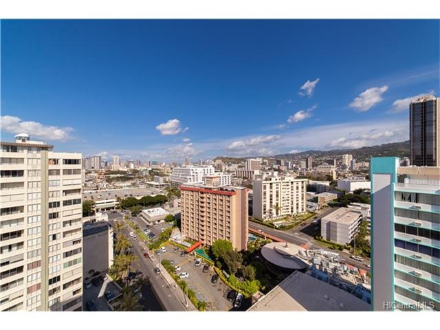Princess Leilani condo #1807, Honolulu, Hawaii - photo 1 of 9