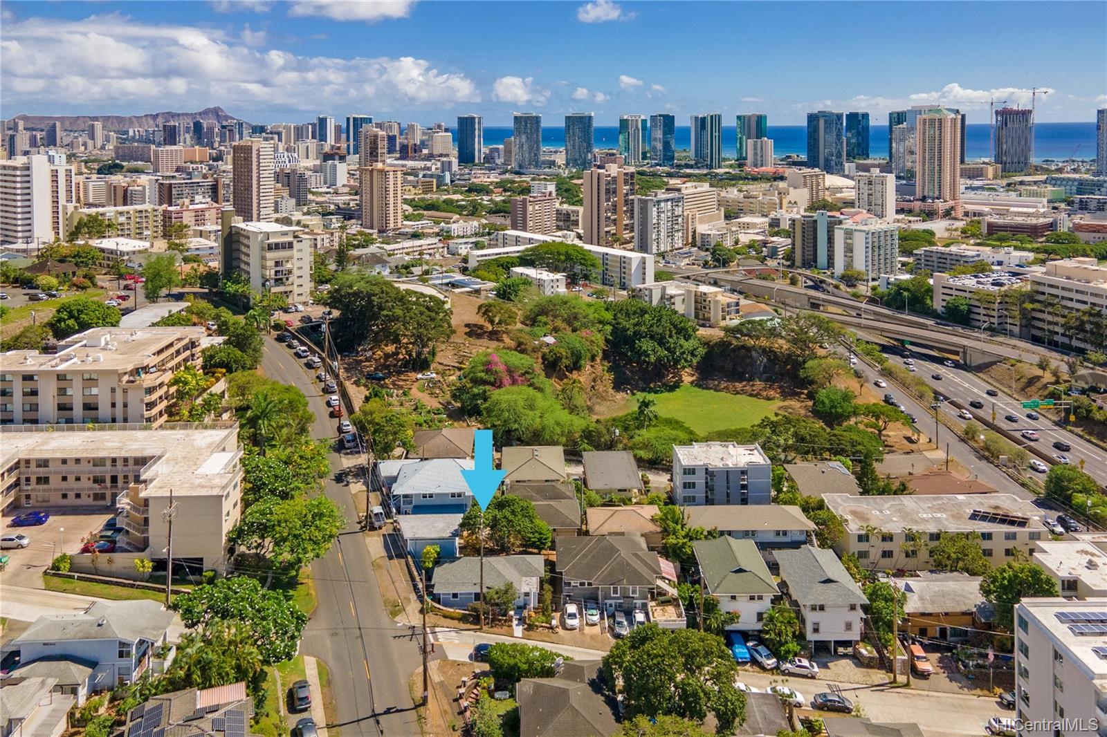 1581  Miller Street Punchbowl-lower, Honolulu home - photo 1 of 25
