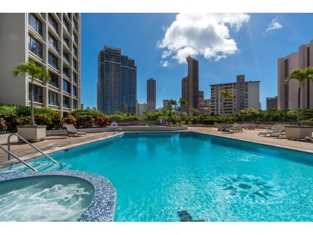 Yacht Harbor Towers condo # 404, Honolulu, Hawaii - photo 14 of 19