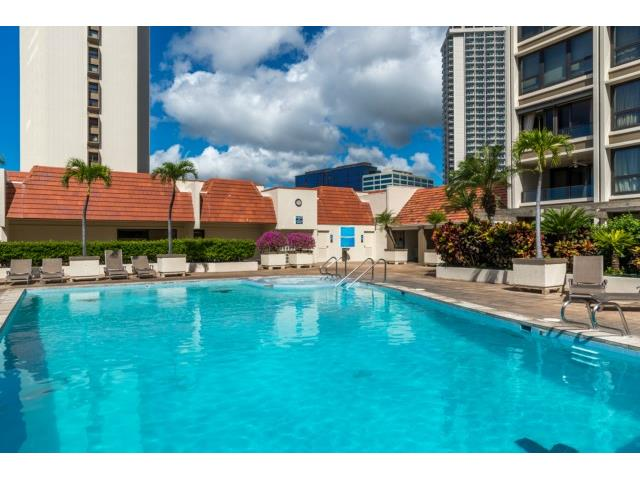 Yacht Harbor Towers condo # 404, Honolulu, Hawaii - photo 15 of 19