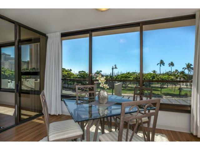 Yacht Harbor Towers condo # 404, Honolulu, Hawaii - photo 3 of 19