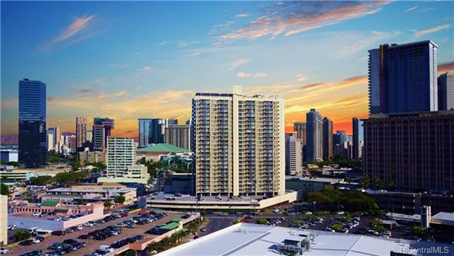 Kapiolani Towers condo #1503, Honolulu, Hawaii - photo 1 of 14