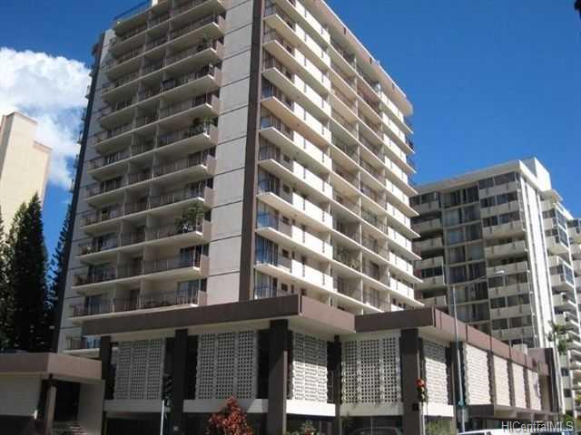Kapiolani Towers condo #306, Honolulu, Hawaii - photo 1 of 7