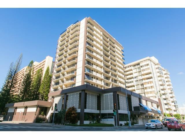 Kapiolani Towers condo #505, Honolulu, Hawaii - photo 1 of 12