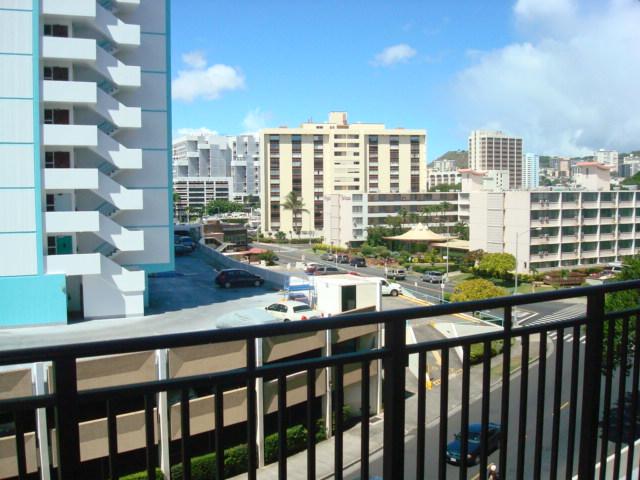 Kapiolani Towers condo #507, Honolulu, Hawaii - photo 1 of 16