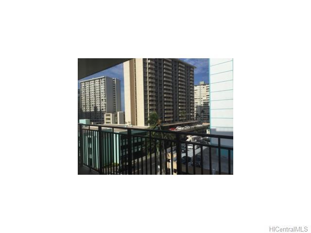 Kapiolani Towers condo # 708, Honolulu, Hawaii - photo 13 of 16