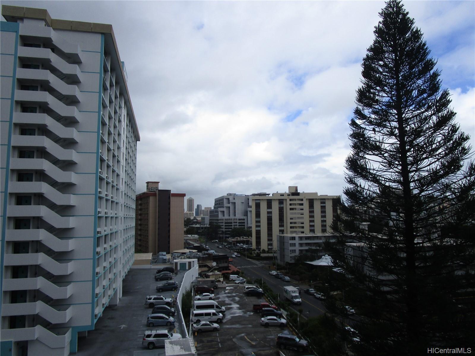 Kapiolani Towers condo # 808, Honolulu, Hawaii - photo 9 of 9