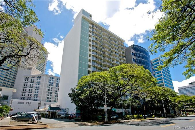 Ala Moana Tower condo #1601, Honolulu, Hawaii - photo 1 of 25