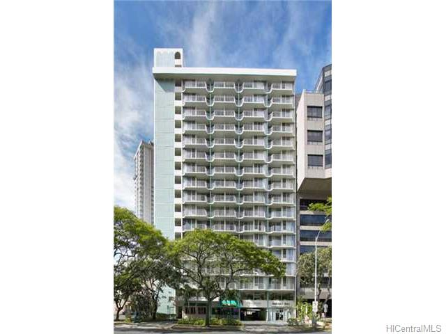 Ala Moana Tower condo #1701, Honolulu, Hawaii - photo 1 of 1
