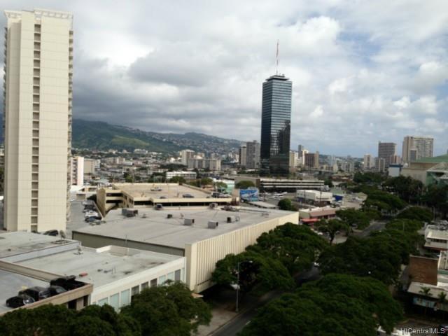 Ala Moana Tower condo #1201, Honolulu, Hawaii - photo 1 of 12
