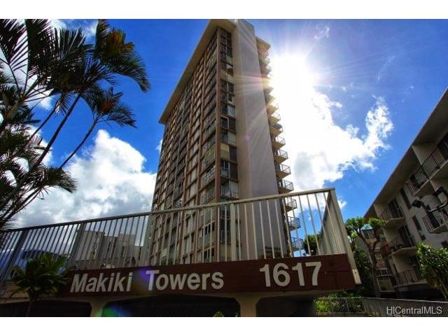 Makiki Towers condo #1106, Honolulu, Hawaii - photo 1 of 13