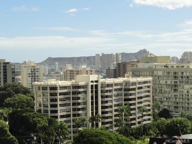 Makiki Towers condo #1507, Honolulu, Hawaii - photo 1 of 16