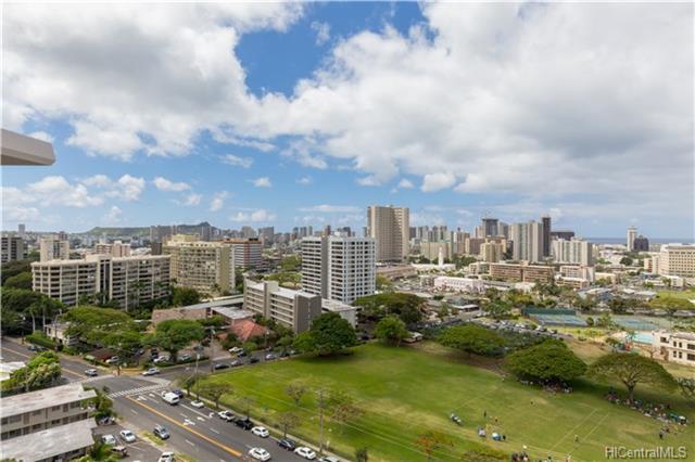 Makiki Towers condo #1701, Honolulu, Hawaii - photo 1 of 23