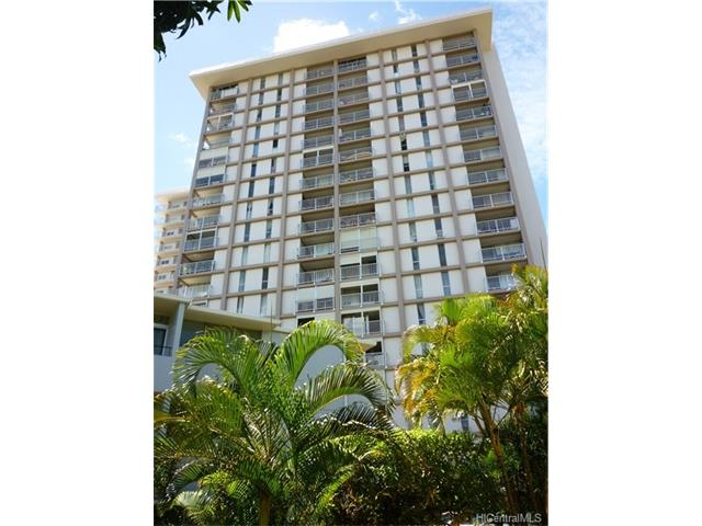 Makiki Towers condo #204, Honolulu, Hawaii - photo 1 of 25