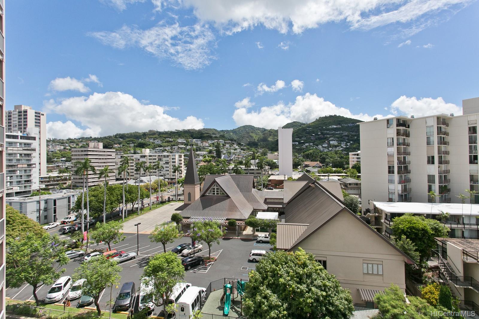 Makiki Towers condo # 807, Honolulu, Hawaii - photo 12 of 14