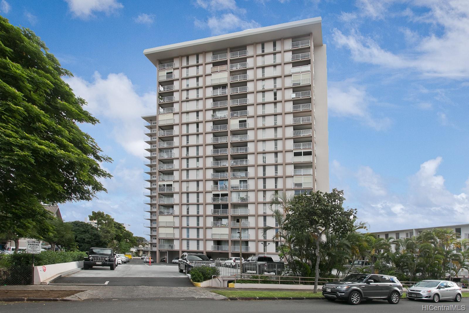 Makiki Towers condo # 807, Honolulu, Hawaii - photo 14 of 14