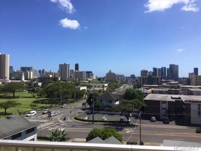 Makiki Colony condo #607, Honolulu, Hawaii - photo 1 of 13