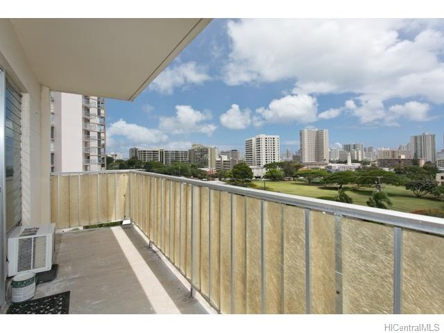 Makiki Colony condo #701, Honolulu, Hawaii - photo 1 of 10