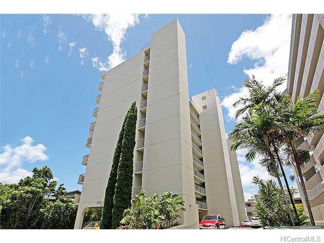 Makiki Colony condo #804, Honolulu, Hawaii - photo 1 of 10