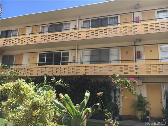 Marina Gardens condo # 202, Honolulu, Hawaii - photo 7 of 8