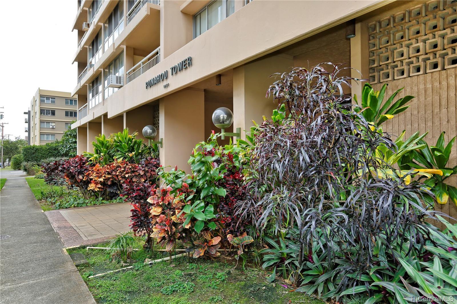 Punahou Tower condo # 204, Honolulu, Hawaii - photo 0 of 17