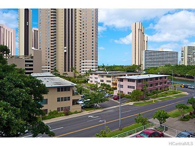 Marina Gardens condo # 103, Honolulu, Hawaii - photo 22 of 22