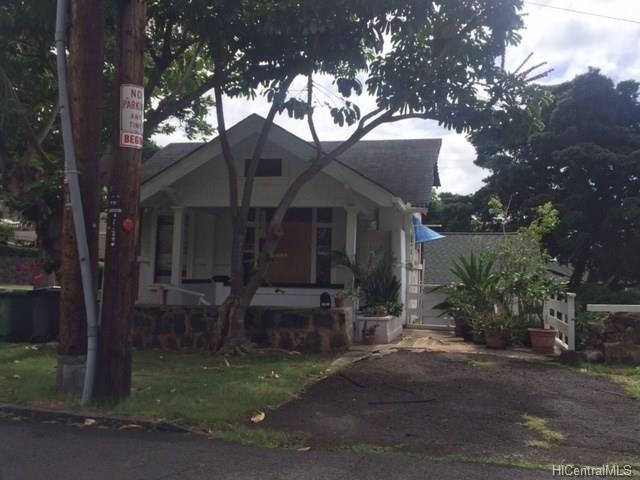 1638 Kamamalu Ave Punchbowl Area, Honolulu home - photo 1 of 5