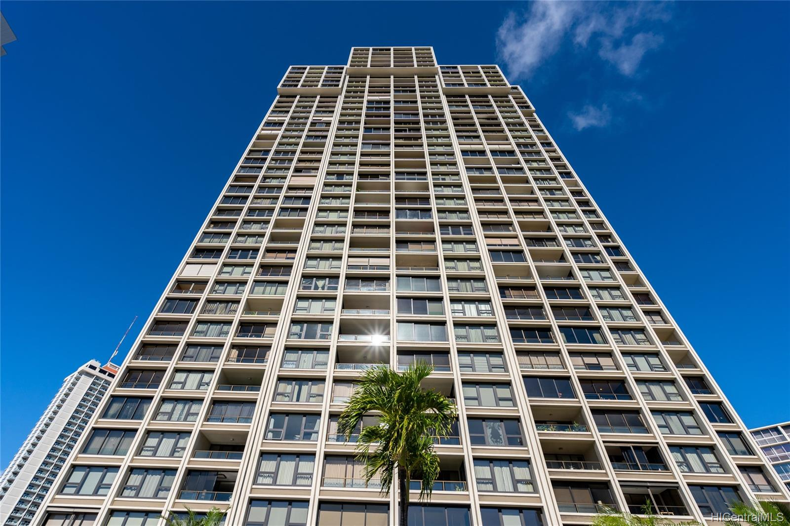 Yacht Harbor Towers condo # 603, Honolulu, Hawaii - photo 1 of 24