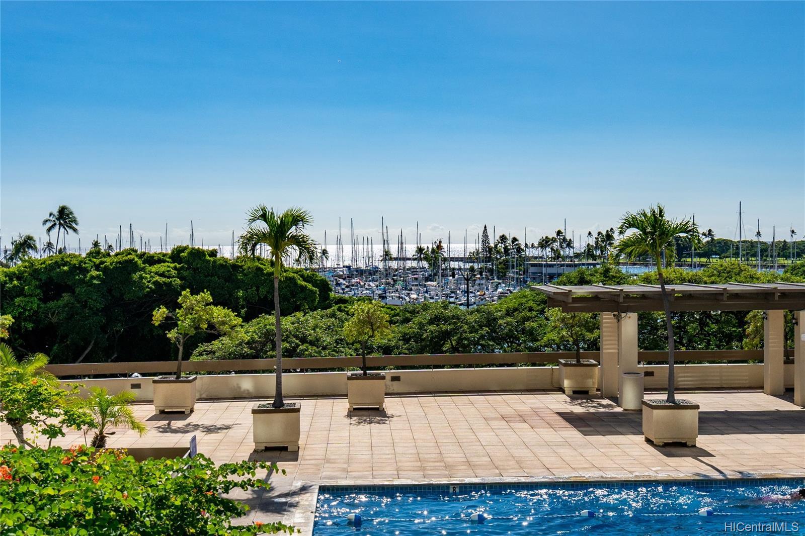Yacht Harbor Towers condo # 603, Honolulu, Hawaii - photo 20 of 24