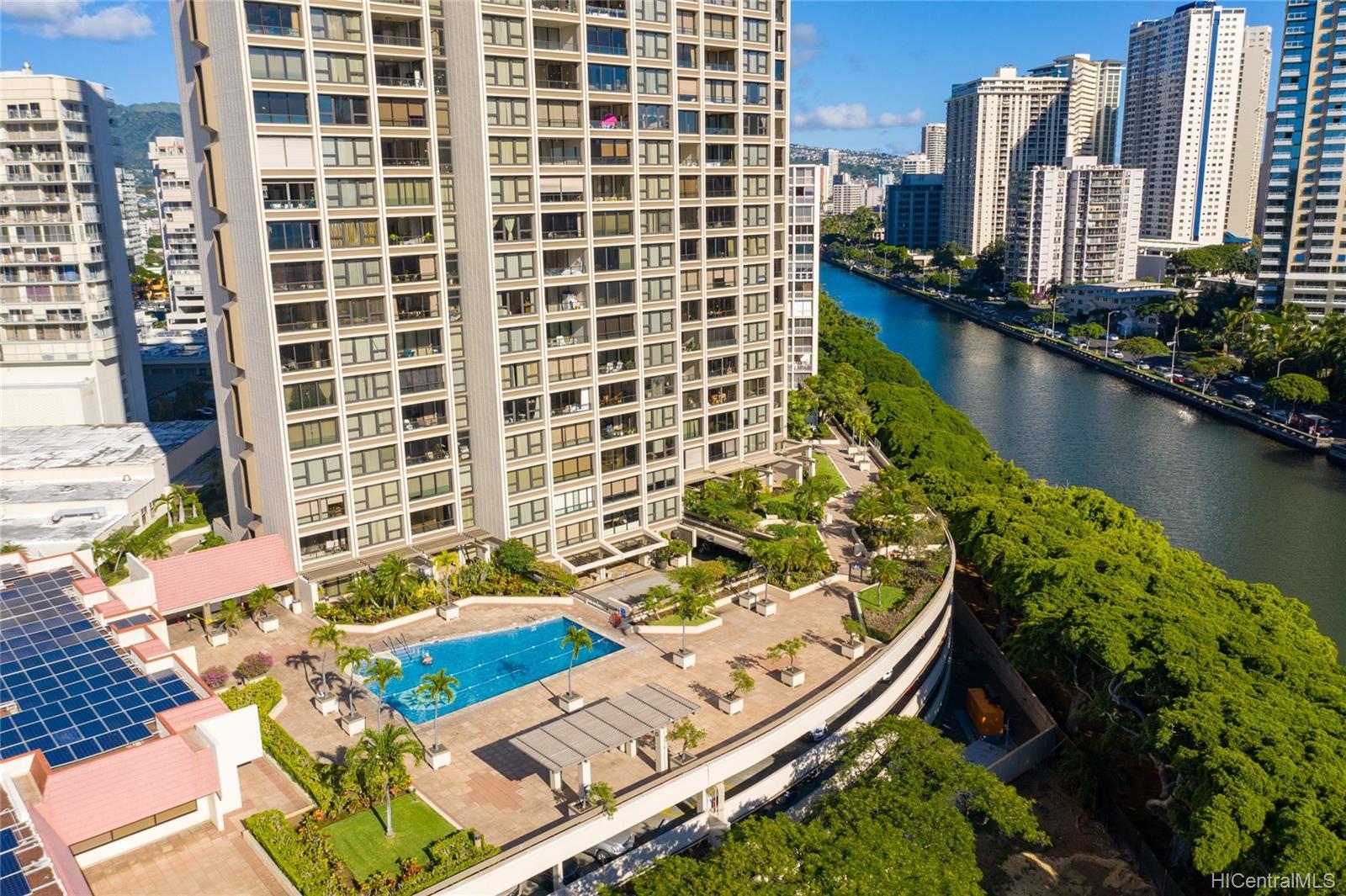 Yacht Harbor Towers condo # 603, Honolulu, Hawaii - photo 3 of 24