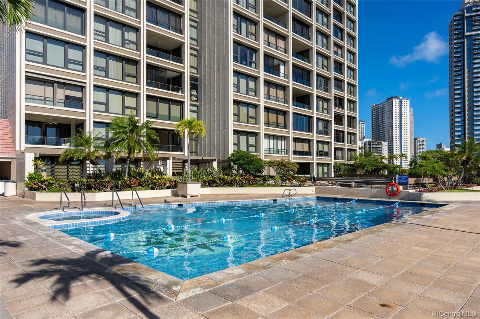 Yacht Harbor Towers condo # 603, Honolulu, Hawaii - photo 21 of 24