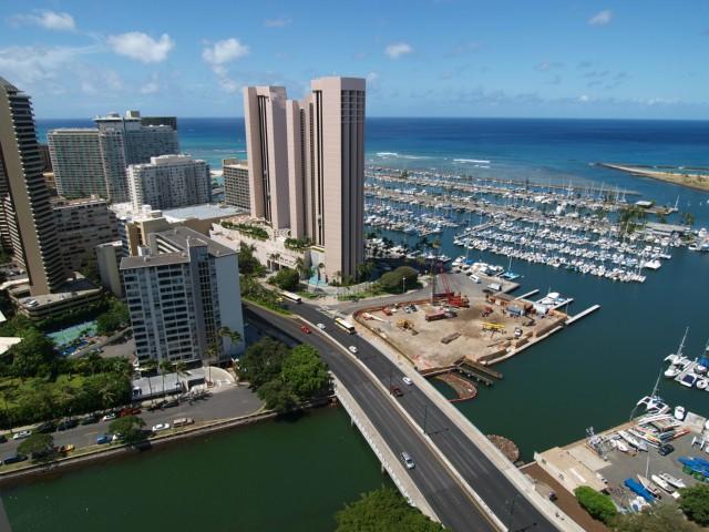 Yacht Harbor Towers condo # 3601, Honolulu, Hawaii - photo 14 of 18