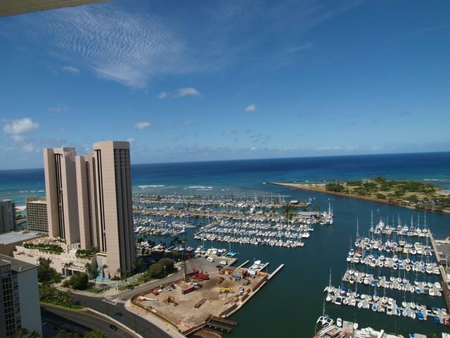 Yacht Harbor Towers condo # 3601, Honolulu, Hawaii - photo 15 of 18