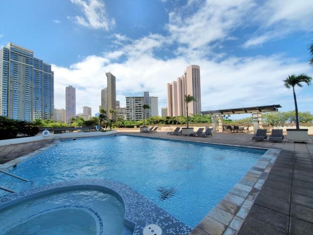 Yacht Harbor Towers condo # 3601, Honolulu, Hawaii - photo 18 of 18