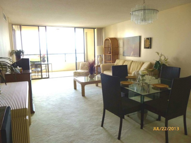 Yacht Harbor Towers condo # 707, Honolulu, Hawaii - photo 1 of 8