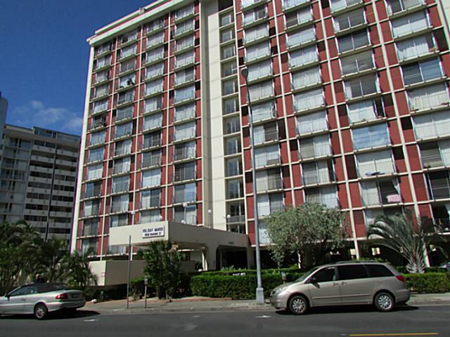 Holiday Manor condo #501, Honolulu, Hawaii - photo 1 of 11