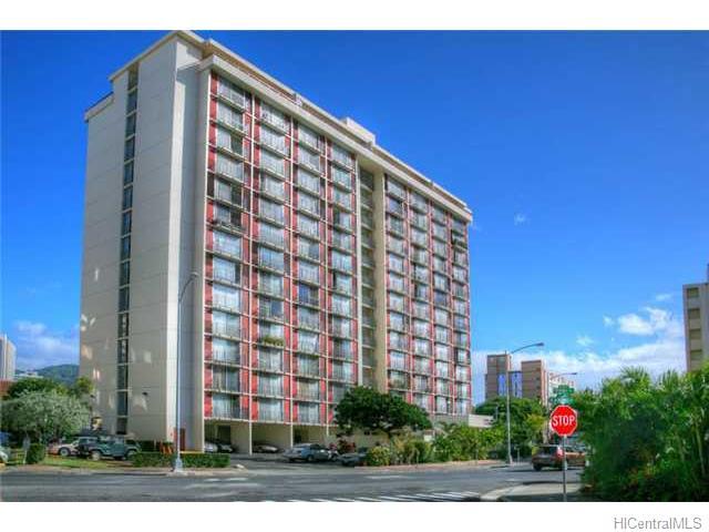 Holiday Manor condo #1008, Honolulu, Hawaii - photo 1 of 9