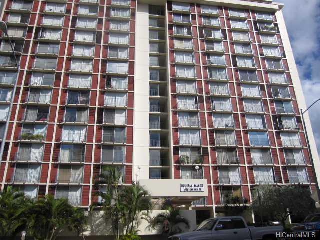 Holiday Manor condo #713, Honolulu, Hawaii - photo 1 of 10